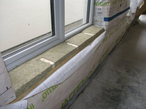 Window Insulation Detail Passive House
