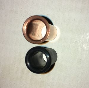 Qual-Pex Inserts Copper and Plastic
