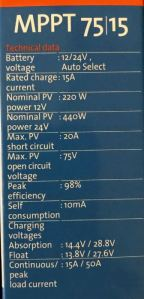 Solar PV Charger